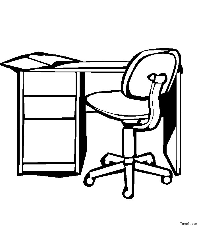 黑白简笔画_设计图分享图片