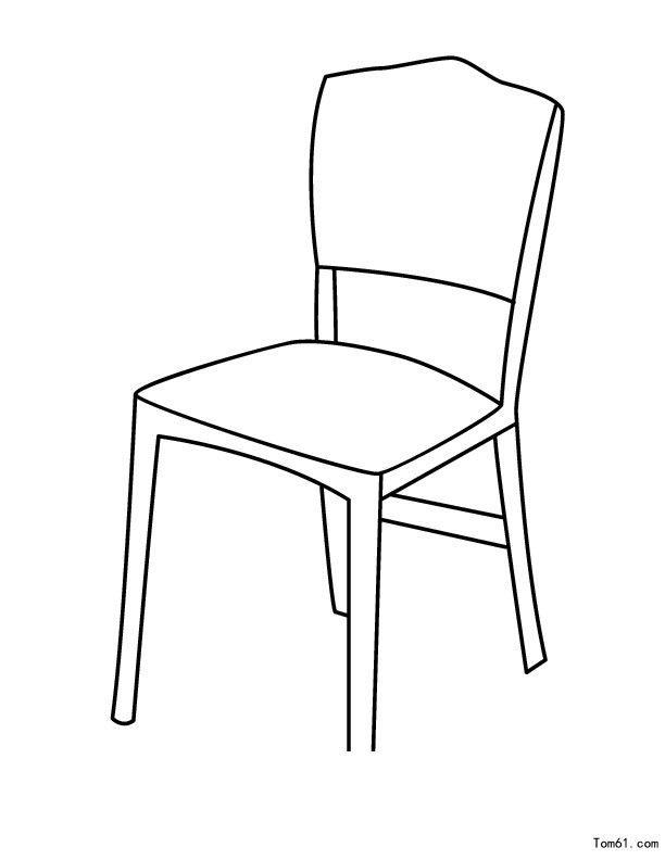 椅子图片 简笔画图片 少儿图库 中国儿童资源网