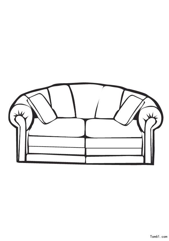 效果图沙发手绘