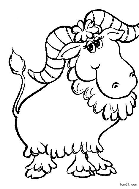 牛图片 简笔画图片 少儿图库 中国儿童资源网