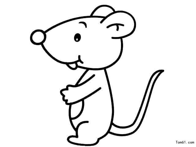 动物7图片_简笔画图片