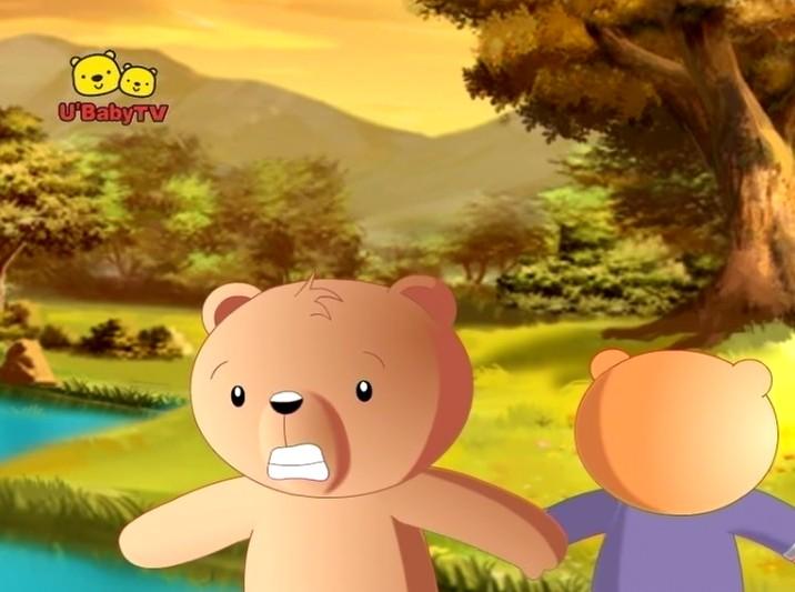 百利熊1 高清图片