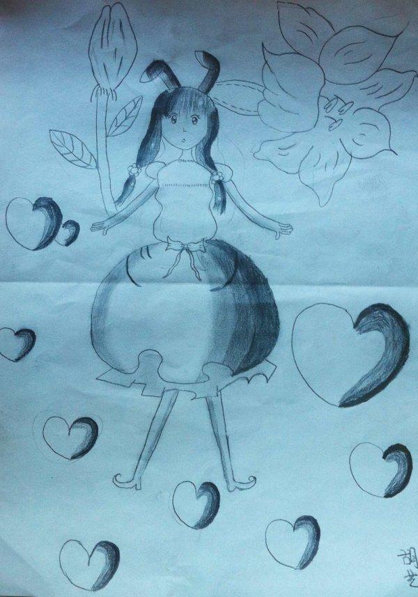 兔女郎-素描图集