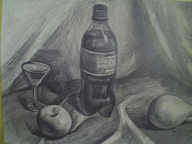 可乐-素描图集