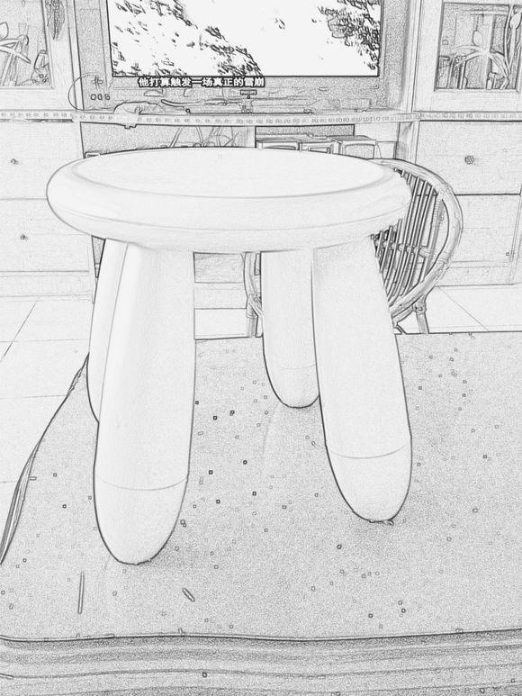 家具-素描图集