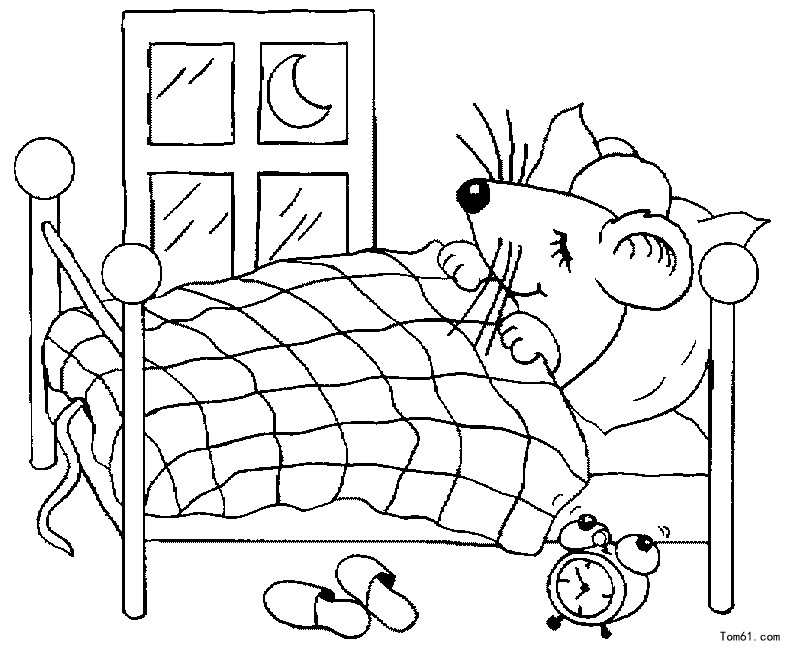 老鼠图片_简笔画图片_少儿图库_中国儿童资源网