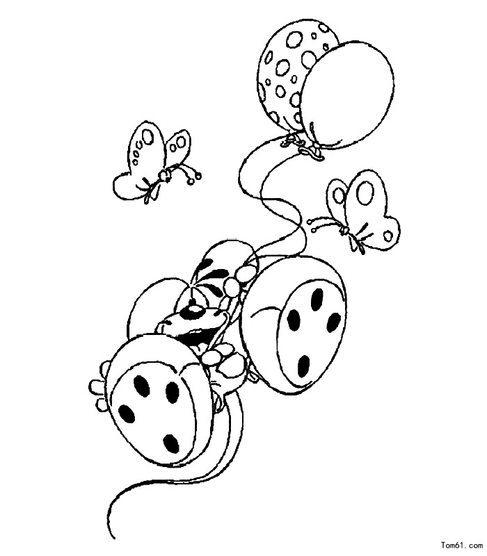 可爱小老鼠图片_简笔画图片