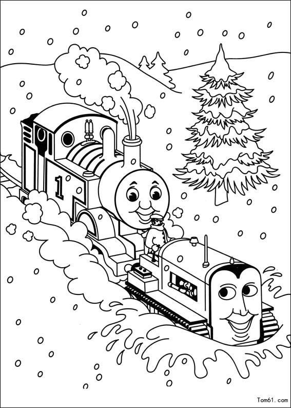 托马斯与小火车3