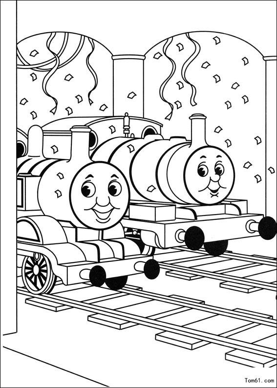 托马斯与小火车8