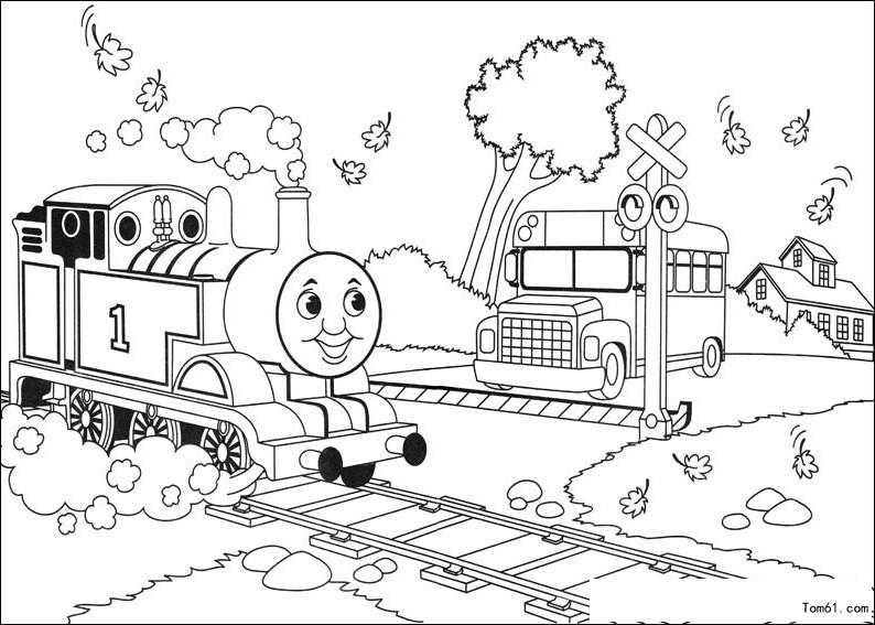 托马斯与小火车33