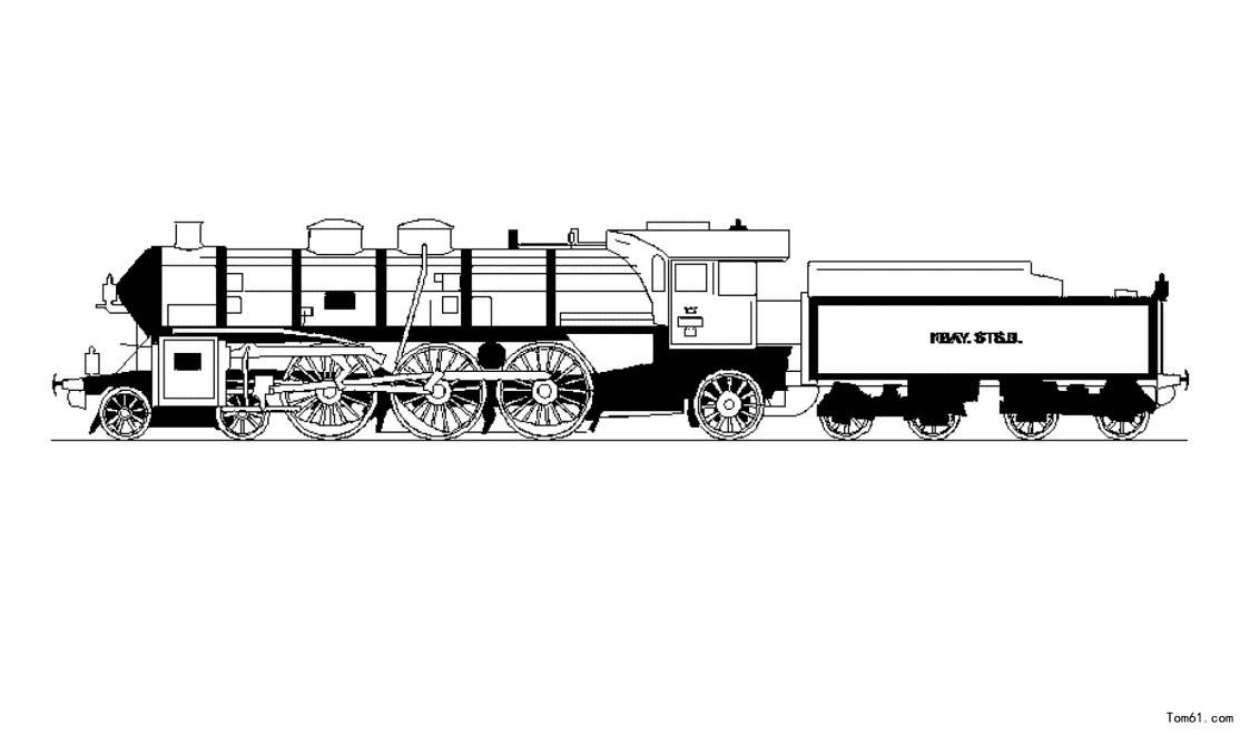 托马斯与小火车42