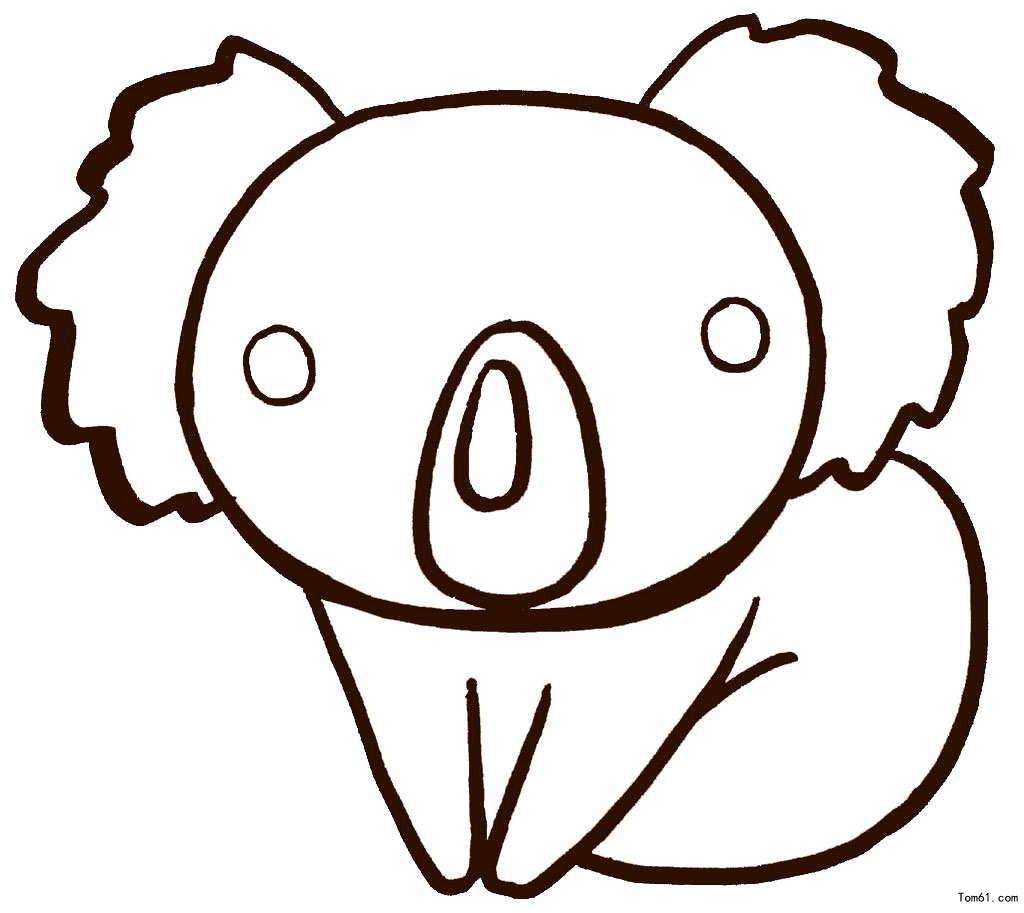 动物11图片_简笔画图片_少儿图库_中国儿童资源网