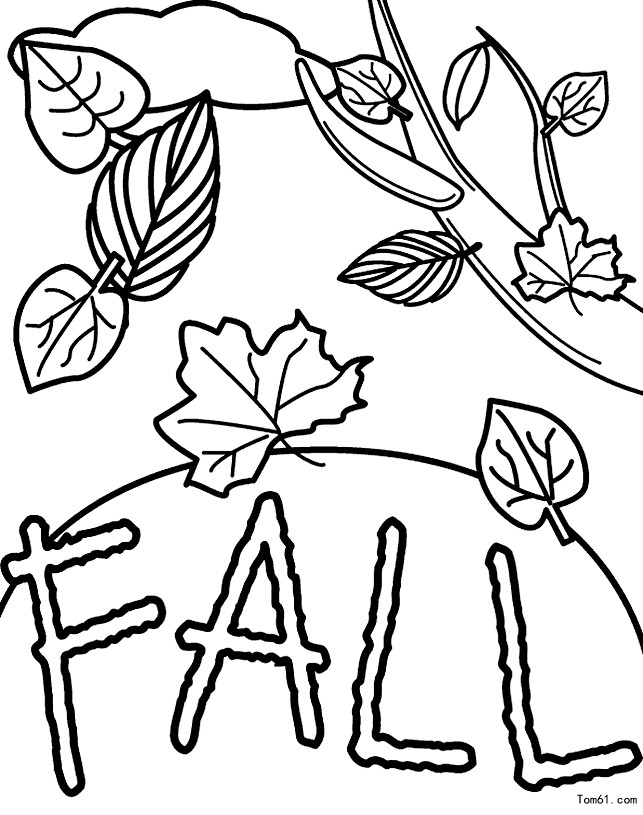 november themed coloring pages - photo#26