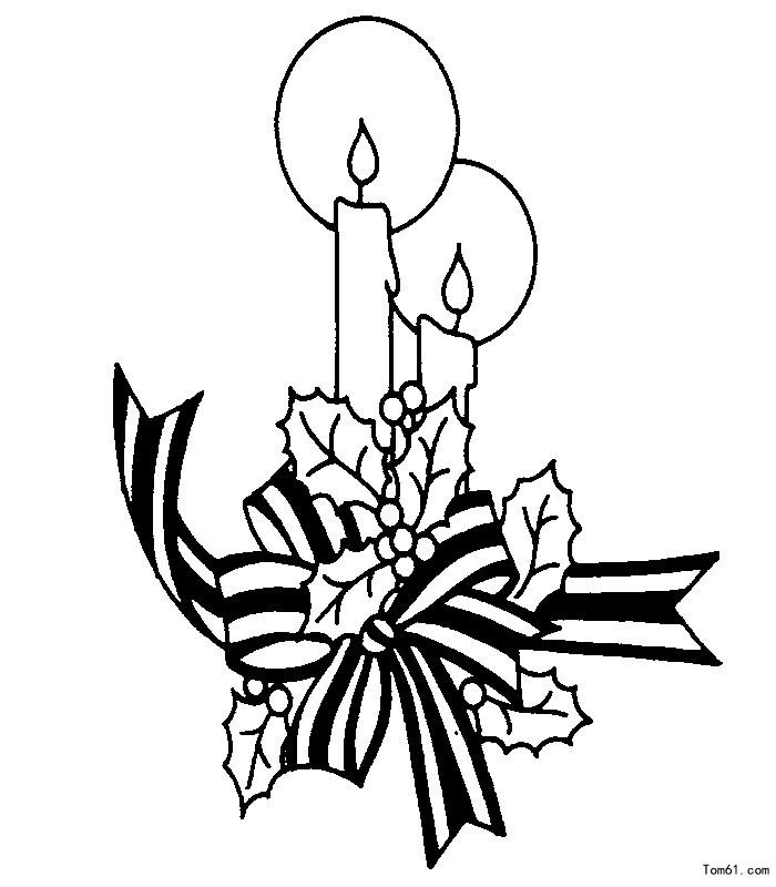蜡烛图片_简笔画图片_少儿图库_中国儿童资源网