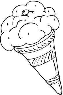 冰淇淋图片简笔画 冰淇淋简笔画大全 蛋糕简笔画 圣诞图片