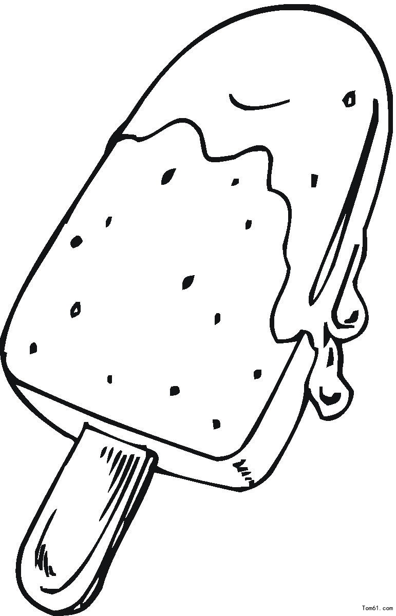 coloring pages images sandwiches - photo#19