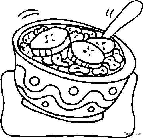 美味图片_简笔画图片_少儿图库_中国儿童资源网图片