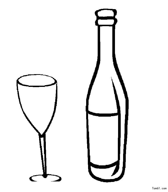 可乐瓶手绘设计