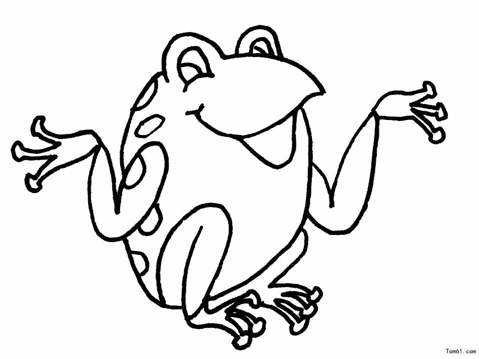 Disegni Rane Colorate: 青蛙图片_简笔画图片_少儿图库