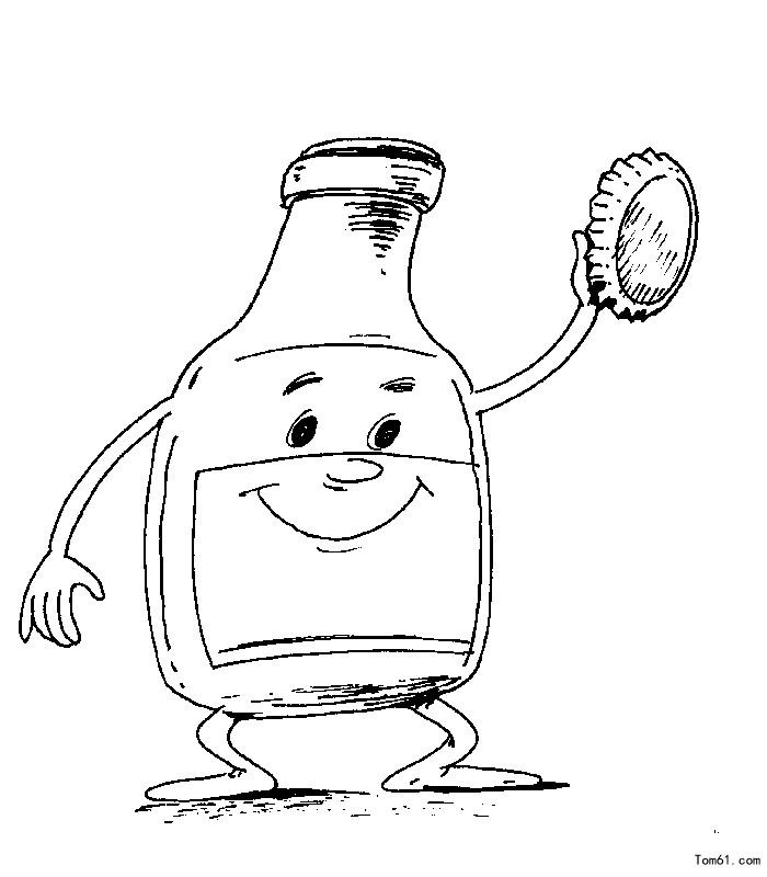 饮品图片简笔画图片少儿图库中国儿童资源网
